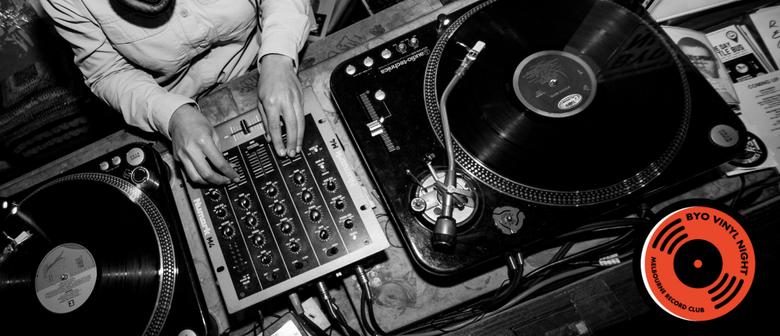 BYO Vinyl Night & Pop-Up Record Store