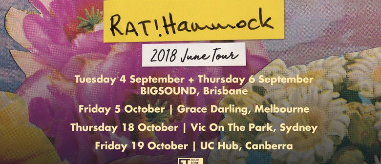 RAT!hammock 2018 June Tour