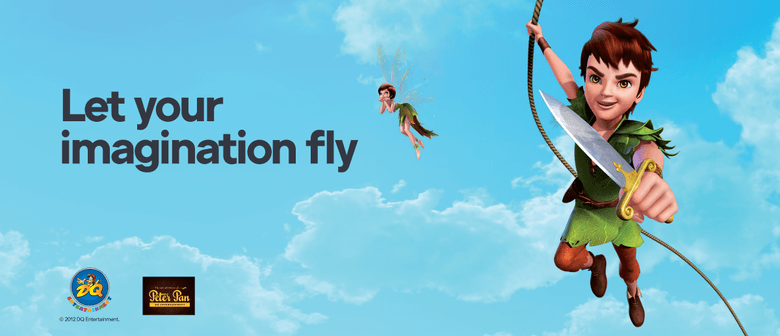 School Holidays – Let Your Imagination Fly