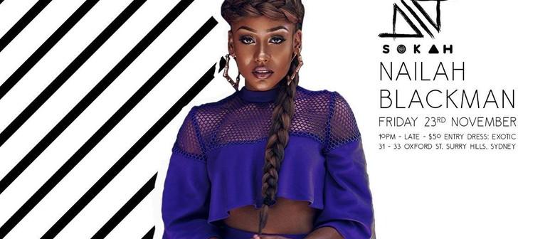 Nailah Blackman – Soca Dancehall