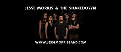 Jesse Morris Band – Shakedown Tour – Wallaby Creek Festival