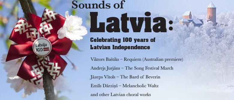 Sounds of Latvia