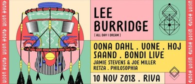 Lake People Gathering – Lee Burridge, Hoj, Saand, Oona Dahl