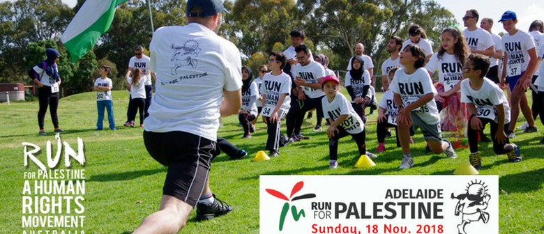 2018 Run For Palestine