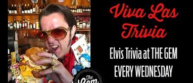 Viva Las Trivia – Trivia With Elvis