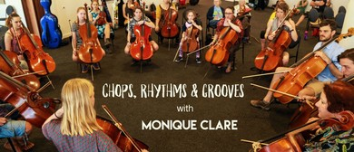 Cello Chops, Rhythms and Grooves