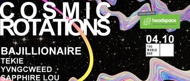 Cosmic Rotations Music Event