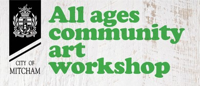 Four Seasons of Play – All Ages Community Art Workshop