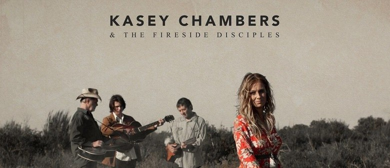 Kasey Chambers – The Campfire Tour