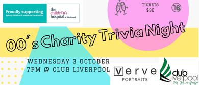 00's Charity Trivia Night