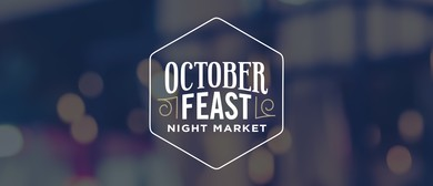 OctoberFeast Night Market