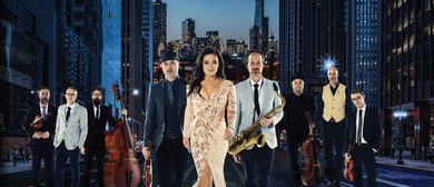 Hook Turn Orchestra Album Launch – Jazz & the Silver Screen