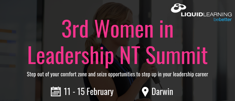 3rd Women in Leadership NT Summit