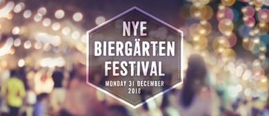 Biergarten NYE Festival