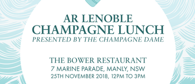 A.R. Lenoble Champagne Lunch