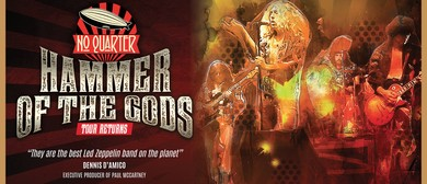 No Quarter – Hammer of The Gods
