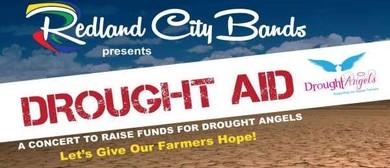 Redland City Bands – Drought Aid Concert