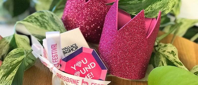 Wallace Bishop and Brisbane Festival Treasure Hunt