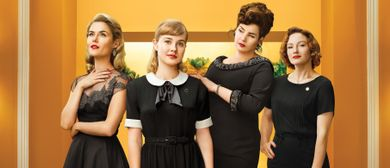 Seniors Morning Tea Screening – Ladies in Black