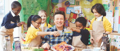 Jamie Oliver's Learn Your Fruit and Veg Royal Melbourne Show