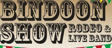 Bindoon Show