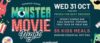 Kids Monster Movie Night