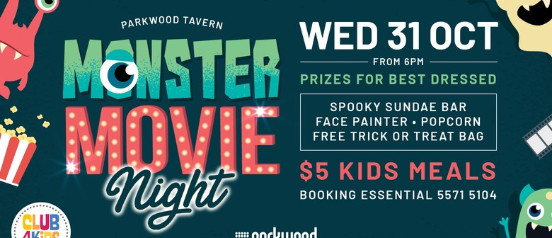 Kids Monster Movie Night