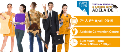 2019 Tertiary Studies and Careers Expo Adelaide