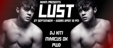 Adam presents Lust