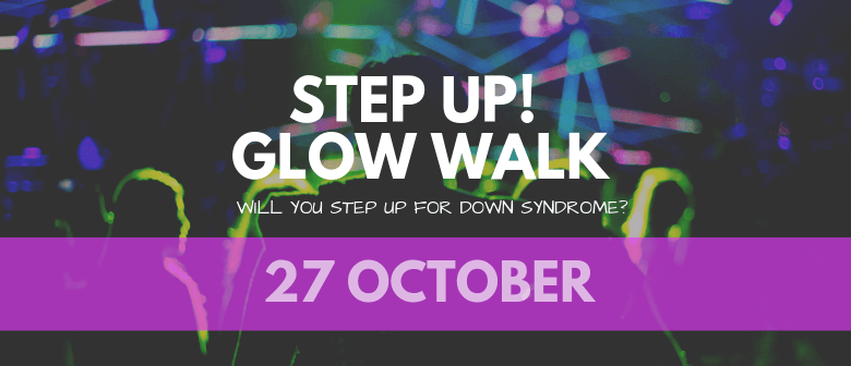 Step Up! Glow Walk