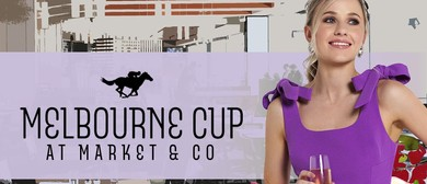Melbourne Cup at Market & Co