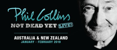 Phil Collins – Not Dead Yet: Live!