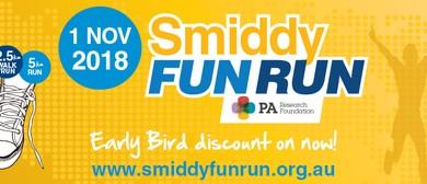 Smiddy Fun Run