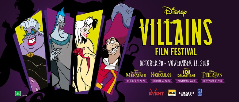 Disney Villains Film Festival