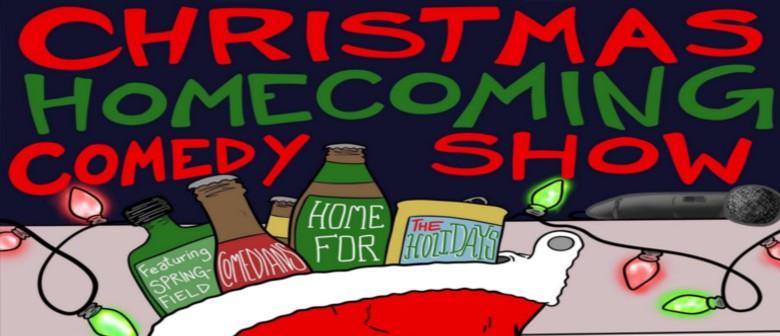 Christmas Homecoming Comedy Show