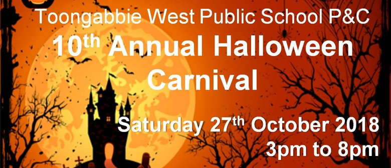 10th Annual Halloween Carnival