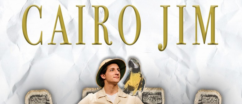 Cairo Jim and The Tomb of Martenarten