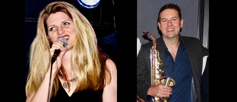 Juliarna Clark & Tim Wilson With JMQ Jazz Ensemble