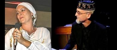 Michel & Shem Benebig With JMQ Jazz Ensemble
