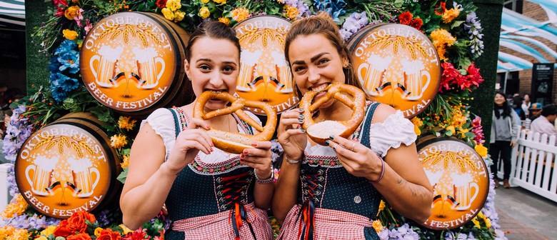 Oktoberfest In the East