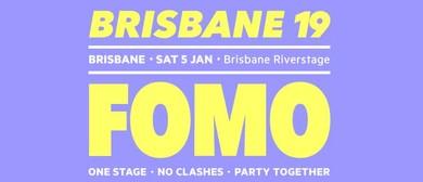 FOMO19 Brisbane: SOLD OUT
