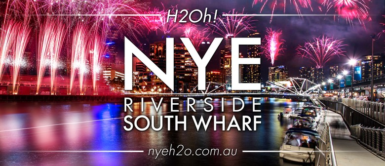 New Year's Eve – H2oh Riverside