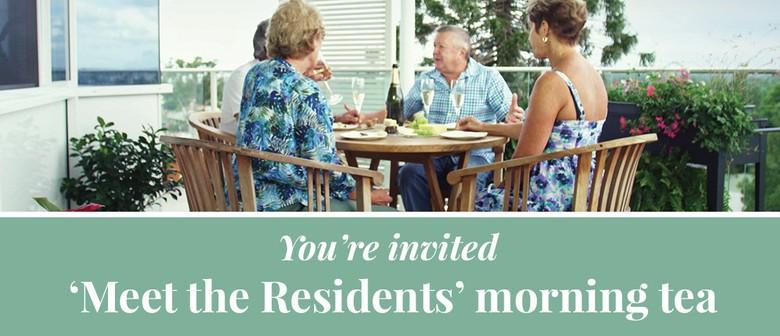 Meet the Residents Morning Tea
