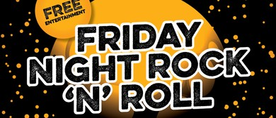Friday Night Rock N Roll Bands