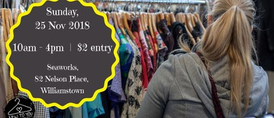 New To You: Pre-Loved Clothing Market