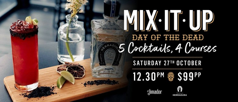 Mix It Up – Day Of The Dead