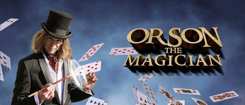 Orson The Magician