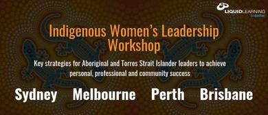 Indigenous Women's Leadership Workshop
