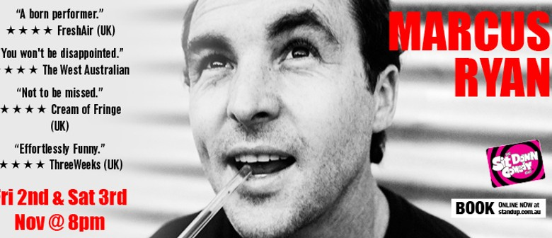 Stand Up Comedy With Marcus Ryan