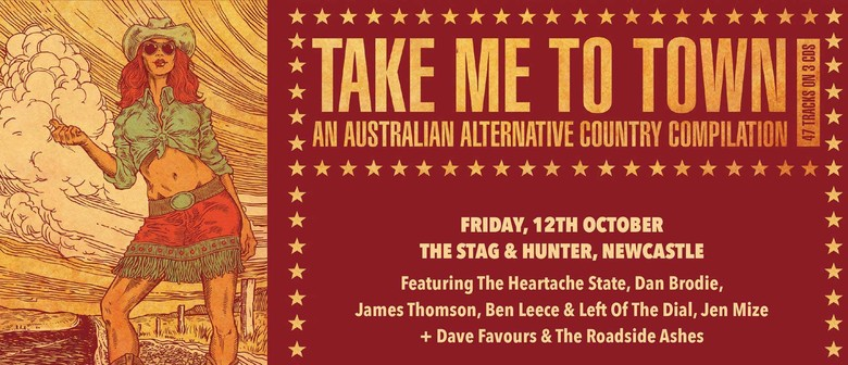 Take Me To Town Launch